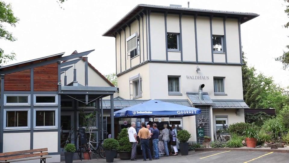 Waldhaus Rottendorf