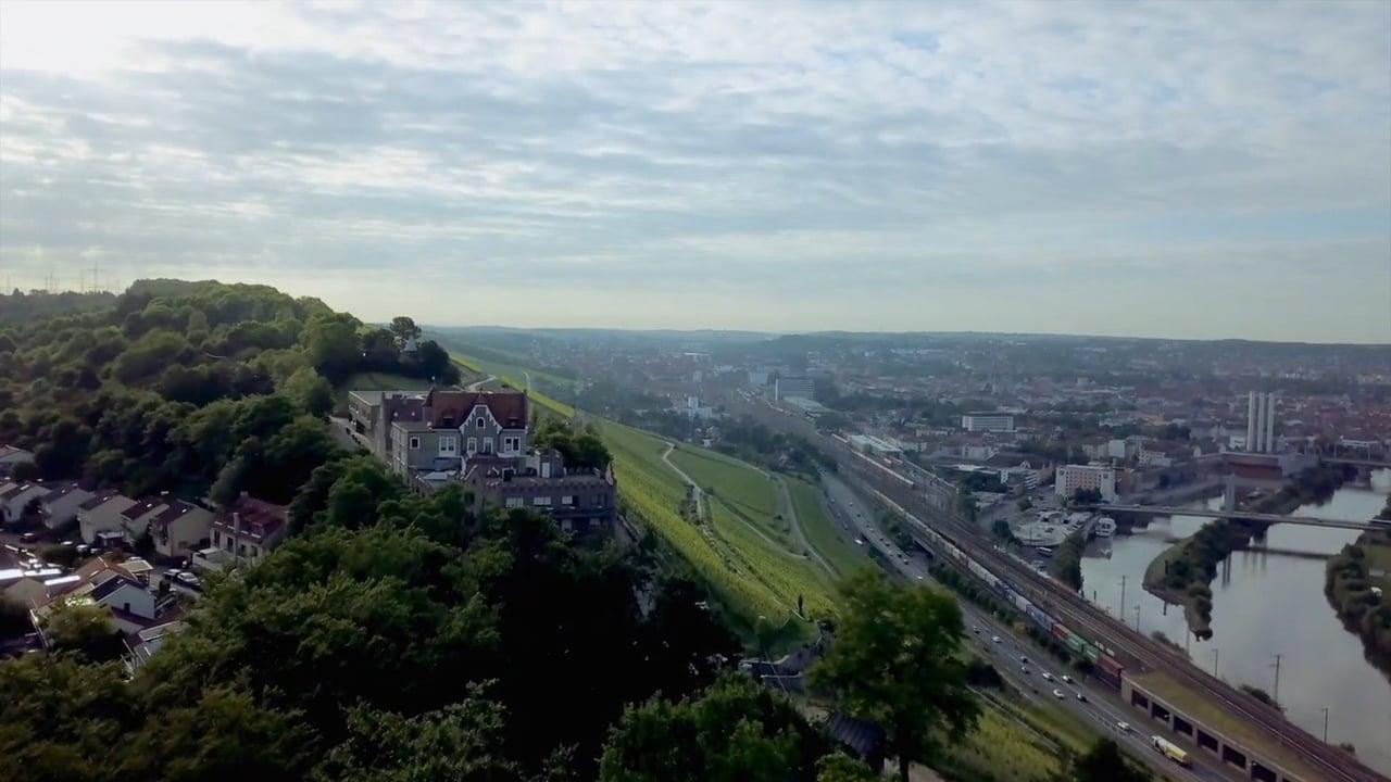 Traumjob auf dem Würzburger Stein - im Schlosshotel Steinburg